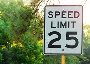 Why Speed Limits Are Important