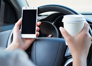 Distracted Driving Causes Thousands of Car Accidents in Washington